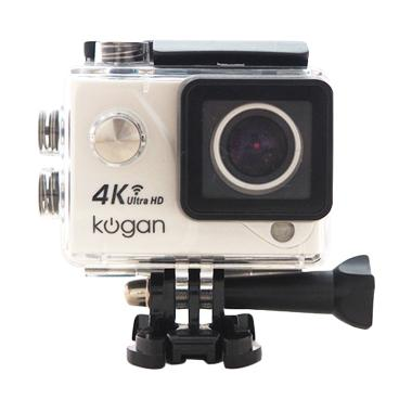 Kogan 4K+ UltraHD NV Action Camera - White [16 MP/WIFI]