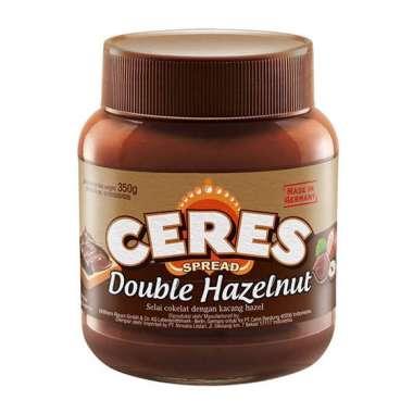 harga Ceres Spread Choco Double Hazelnut 350 G Blibli.com