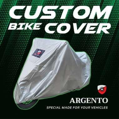 harga Yamaha RX King Cover Sarung Selimut Tutup Motor Argento Silver Blibli.com