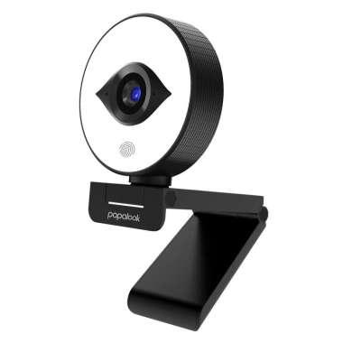 PAPALOOK Webcam 1080P 60FPS Auto Focus, Microphone, Tripod - PA552Pro
