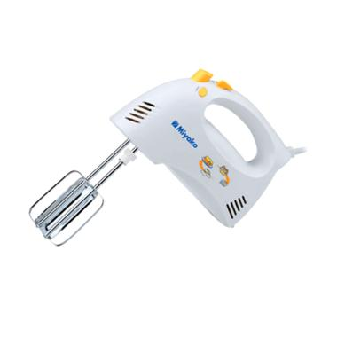 Miyako HM-620 Hand Mixer - Putih