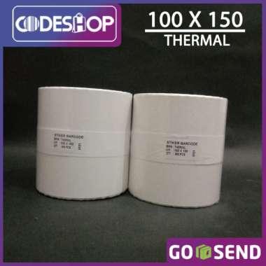THERMAL LABEL 100X150 ISI 300 PCS