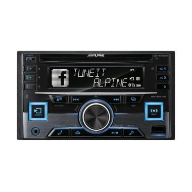 RaMe - Alpine CDE-W265EBT Bluetooth ... iver Double Din Head Unit