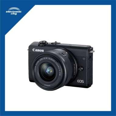 Canon Kamera Mirrorless EOS M200 EF15-45