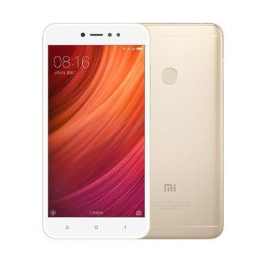 Xiaomi Redmi Note 5A Prime Smartphone - Gold [32GB/3GB]