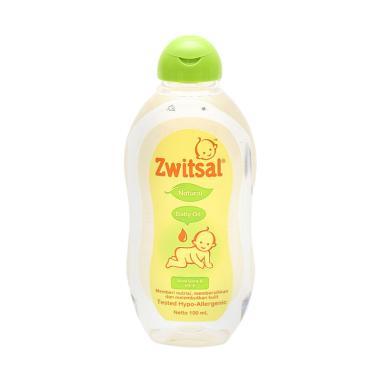 Zwitsal Natural Baby Oil Aloe Vera & Vit E [100mL]