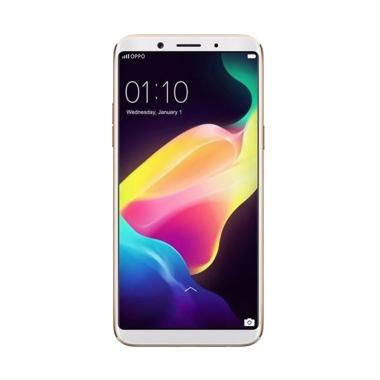 OPPO F5 Youth Smartphone - Gold [32GB/3GB] Free Micro Sd 16 GB