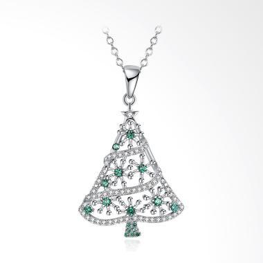 SOXY LKN18KRGPN1199-A Brand Fashion ... es Zicron Necklace Wanita