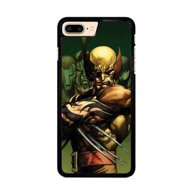 Flazzstore Dark Wolverine X-Man And ... e 7 Plus or iPhone 8 Plus