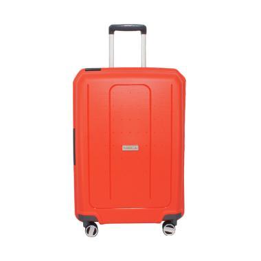 Navy Club CHGJ Frame Fiber Hardcase Koper - Red [24 Inch]