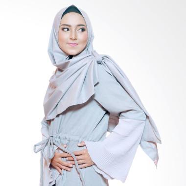 Quillavers Artemis Hijab Instant - Grey