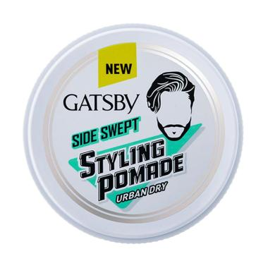 GATSBY Side Swept Styling Pomade Urban Dry - 75gr