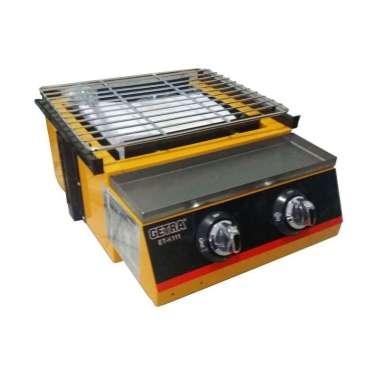 harga Getra Commercial Gas Barbeque Burner 2 Tungku - Griller - Pemanggang Blibli.com