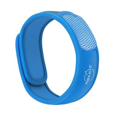 Para'Kito Mosquito Repellent Wristband - Blue
