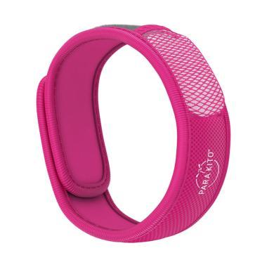 Para'Kito Mosquito Repellent Wristband - Pink