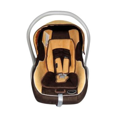 Pliko PK02 Carrier Car Seat Bayi - Brown Beige