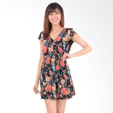 Forever 21 Mini Dress - Floral Print