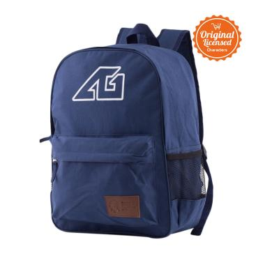 Asian Games 2018 Backpack - Navy Bold [16 Inch]