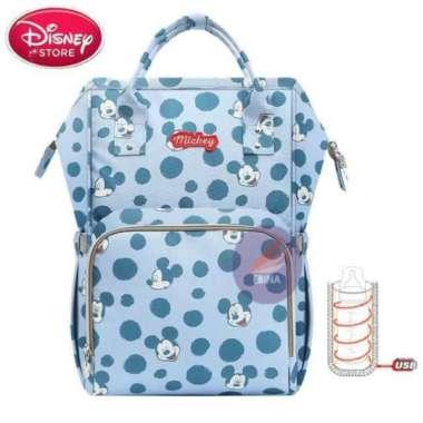 harga Asli Diaper Bag Disney Tas Perlengkapan Bayi ibu Menyusuo Asi Murah Blibli.com