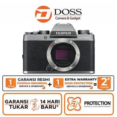 Fujifilm X-T100 Body Only / Fujifilm XT100 Dark Grey