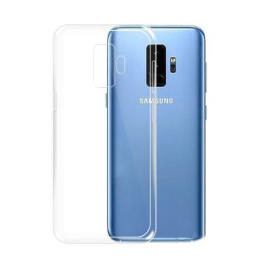 OEM Silicone Softcase Casing for Samsung Galaxy S9 Plus - Transparent