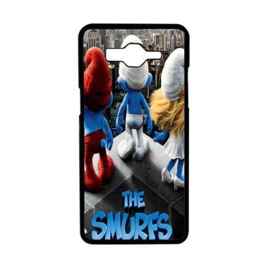 Cococase The Smurfs 2 O0671 Casing for Samsung Galaxy Grand Prime