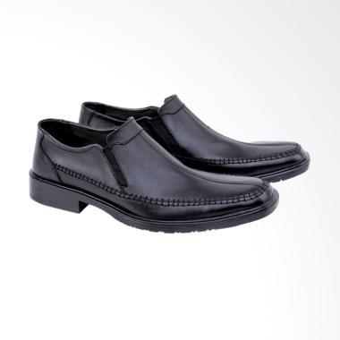 Syaqinah Sepatu Formal Pria - Hitam [049]