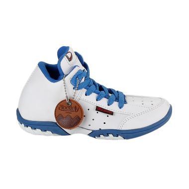 Blackkelly BLK-LMN 489 Sneaker Shoe ... ak Laki-Laki - White Blue