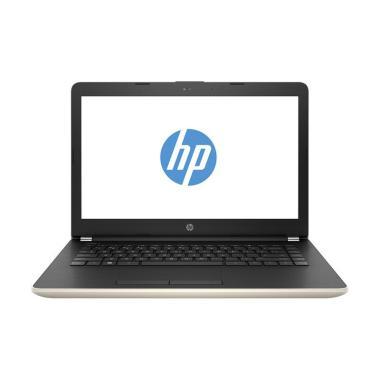 HP 14-BW000AU Notebook - Gold [AMD  ... 4 Inch/Windows 10]. RESMI