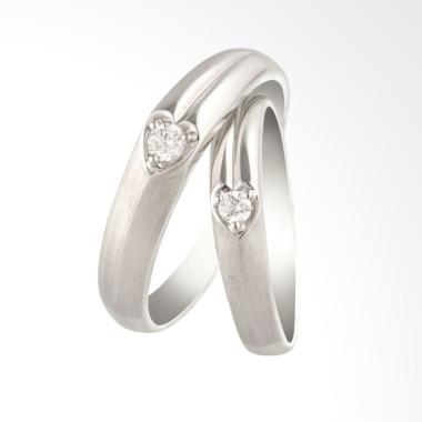 Posh Jewellery GY0075 Wedding Ring