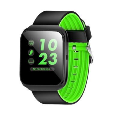 Xwatch Z40 Strap Silicon Smartwatch - Hijau