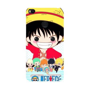 Acc Hp ONE PIECE W5136 Custom Casing for Xiaomi MI MAX 2