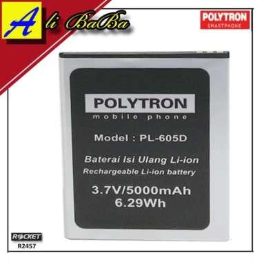 harga Baterai Handphone Polytron Rocket S2 R2457 Rocket S1 R2452 PL-605D Blibli.com
