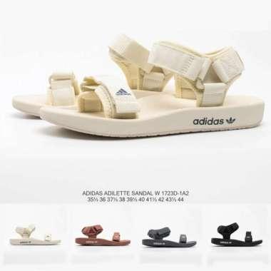 harga Sepatu Sandal Pria - Wanita Model Adidas Adilette W Untuk Musim (Kode A 006)) multicolor Blibli.com