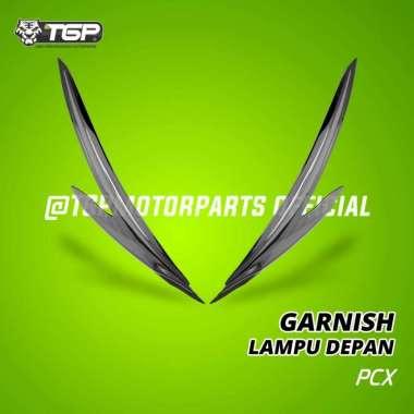 harga Garnish Aksesoris Variasi Motor TGP Honda PCX 150 Blibli.com