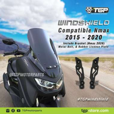 harga Windshield Nmax 2020 / Nmax gen 1 Old (2015-2019) / Aksesoris Variasi Motor Blibli.com