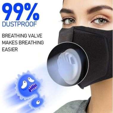harga Masker KN95 N95 filter udara washable reusable Blibli.com