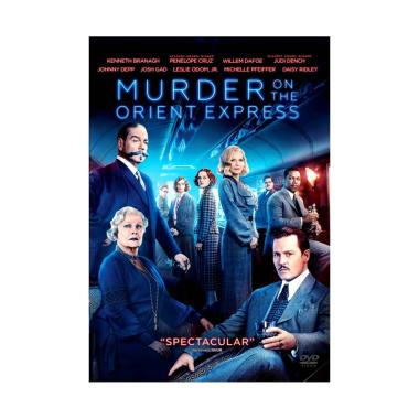 harga Vision Murder on the Orient Express DVD Film Blibli.com