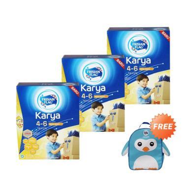 Buy 3 - Frisian Flag Karya 456 Madu ... ] + Free Tas Anak Penguin