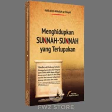 harga Buku Menghidupkan Sunnah Sunnah Yang Terlupakan - Pustaka Imam Syafii Blibli.com