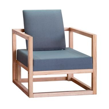 Oscar Furniture Minimalis Tipe U Seri Forte Sofa