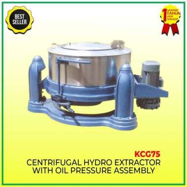 harga Mesin Pengering Baju Centrifugal 50 - 70 kg Hydro Extractor 4 Kw 3 Phs AKS - KCG75 Blibli.com