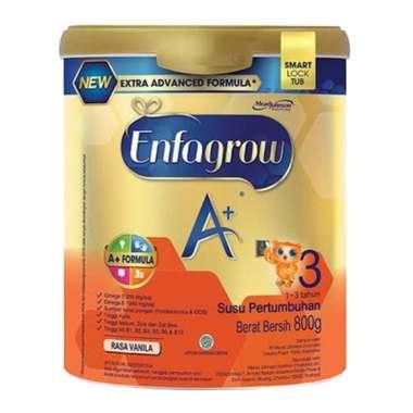 ENFAGROW A+ 3 VANILLA TUB 800 GR