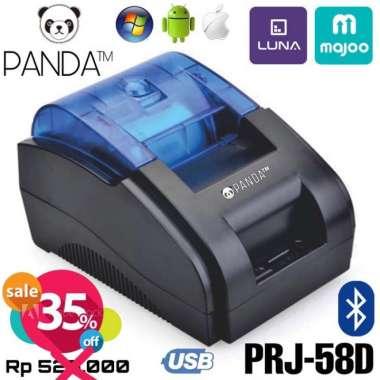 harga GOJEK FREEONG ANDROID POS PANDA THERMAL PRINTER PRJ-58D (USB+BLUETOOTH) KASIR Blibli.com