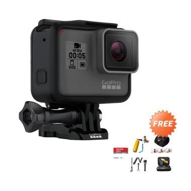 GoPro Hero 6 Action Cam - Black