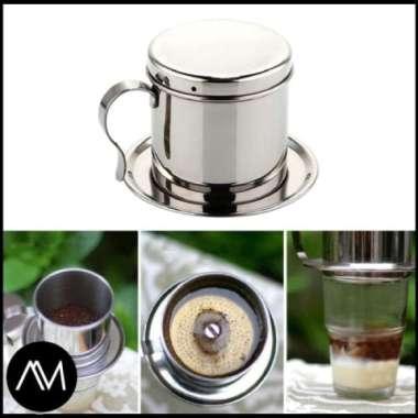 harga Jual Filter Saring Kopi Vietnamese Coffee Drip Pot Stainless Steel - LC2 Diskon Blibli.com