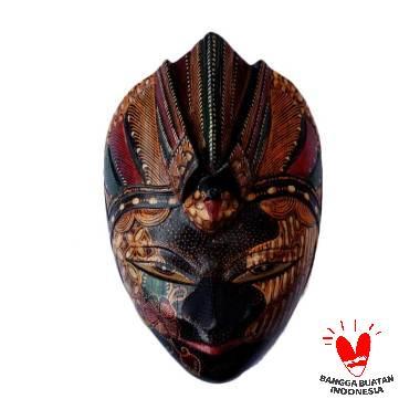 Indah Karya TB3 Batik Etnik Topeng Pentul Tembem