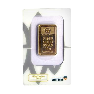 Jual Emas Antam Logam Mulia 10 Gr Online Harga Baru Termurah Maret