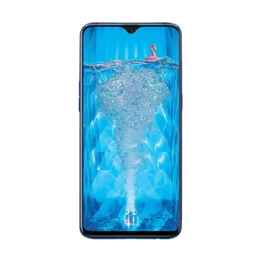 harga OPPO F9 Smartphone Biru Blibli.com