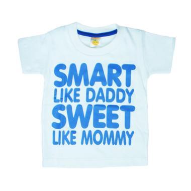 PLEU T-Shirt Smart Sweet Baju Bayi Laki-Laki